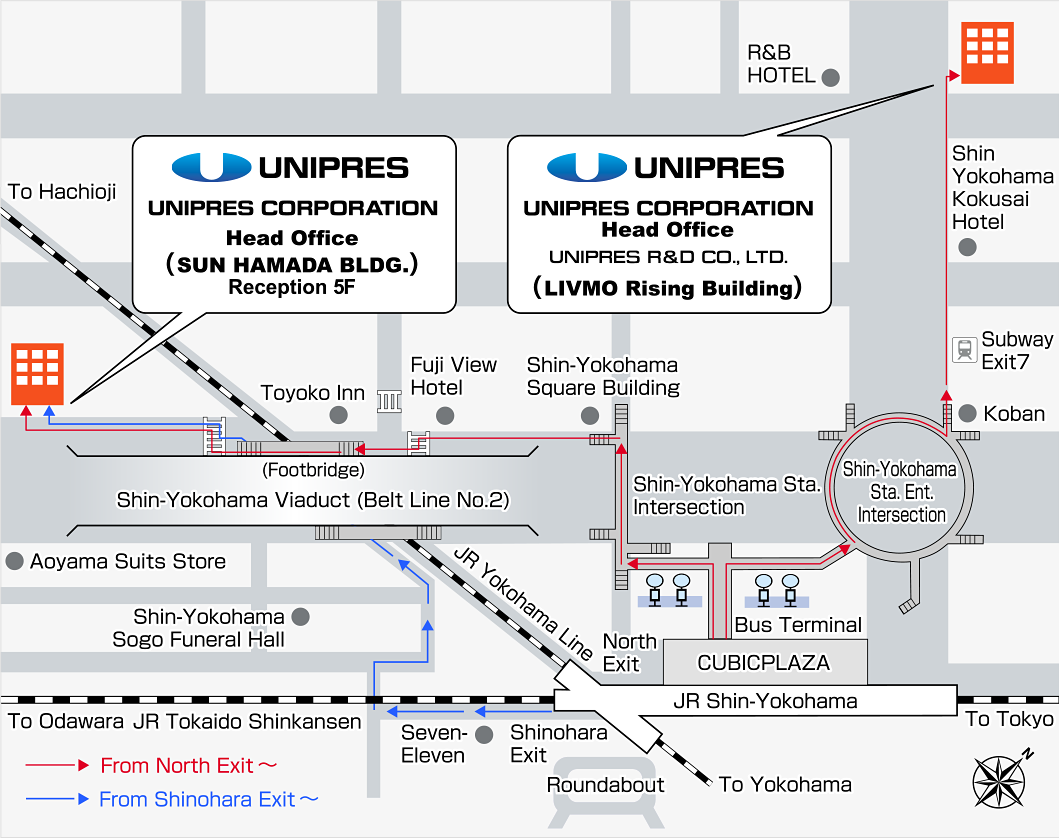 Yokohama Subway Map Pdf.Company Outline Corporate Profile Unipres Corporation